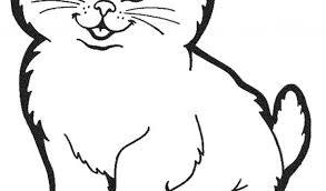 Le Chat Coloriage Inspirational 191 Besten Coloriages Animaux De