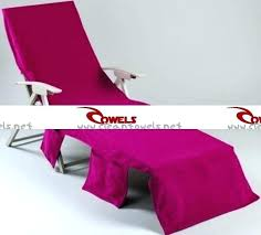 Pink Chair Covers Wholesale Terry Cloth Lounge Chair Covers Cushion Model Velour