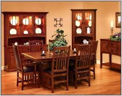 Mission Dining Room Furniture Style Dining Chair Craftsman Mission Oak At