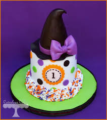 Halloween Decorations Cakes Halloween Witch Themed Smash Cake Www Facebook Com I Love