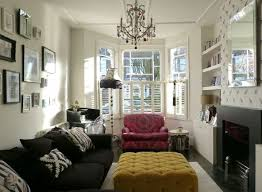 Open Dining Room Victorian Terraced House With Open Plan Living Room Dining Room
