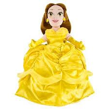 wdw store disney pillow pet princess belle plush pillow