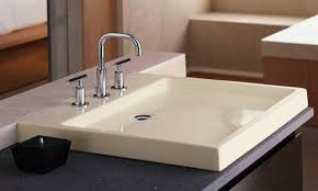 bathrooms design kohler rectangular sink trough sink kohler bath