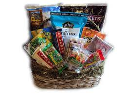 vegetarian gift basket vegetarian delight healthy gift basket by well baskets