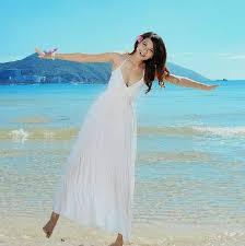 casual white beach dresses naf dresses