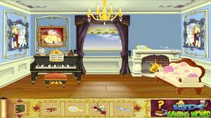 play cinderella house decoration house interior
