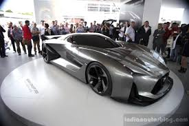 nissan supercar concept nissan concept 2020 gran turismo at the 2014 goodwood festival of