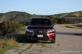 lexus rx 350 india review 2013 lexus rx 350 f sport video the truth about cars
