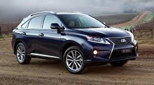 lexus harrier 2013 seven seat suv planned for 2016