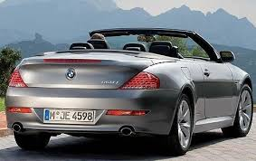 bmw convertible 650i price used 2009 bmw 6 series convertible pricing for sale edmunds