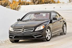 2011 mercedes benz cl63 amg and cl65 amg first look automobile