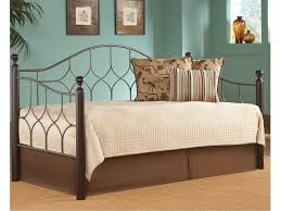 fashion bed group bedroom bianca metal daybed frame with arched