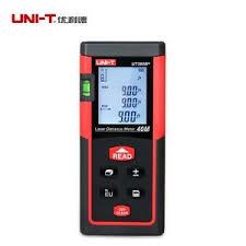 40 meters to feet uni t handheld digital laser distance meter 40 meters 131 feet range