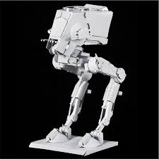 shop star wars colour white 3d metal model puzzles st