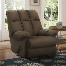 Padding For Rocking Chair Dorel Living Padded Massage Recliner Chocolate