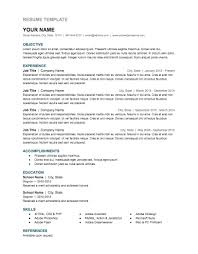 Resume Maker Google Google Resume Format