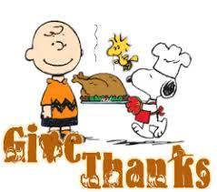 photo givethanks snoopythanks snoopy thanksgiving extras album