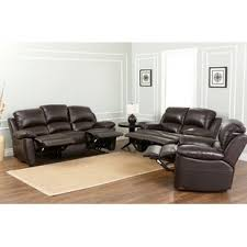 Reclining Sofa And Loveseat Set Reclining Living Room Sets You Ll
