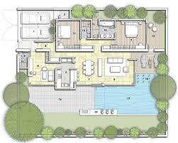 villa floor plans phuket floor plan of the villa villa pinterest phuket villas