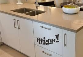 stickers meuble de cuisine sticker meuble de cuisine miam et déco murale autococollant de cuisine