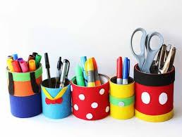 faire bureau soi meme 1001 idées pour fabriquer un pot à crayon adorable soi même