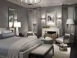 chambre couleur grise déco chambre argent