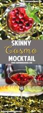 cosmopolitan recipe skinny cosmopolitan mocktail recipe the pinning mama