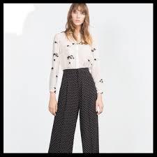 elephant blouse 70 zara tops zara elephant blouse from s closet on