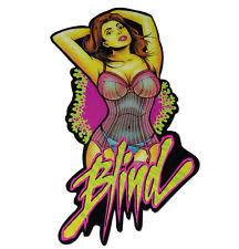 Blind Skate Logo Blind Skateboarding Stickers U0026 Grip Tape Ebay