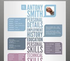 artistic resume templates 16 amazing and creative free resume psd