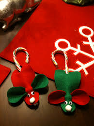 chirstmas candy cane mice christmas crafts pinterest candy