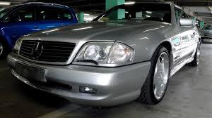 mercedes auctions 1996 mercedes sl600 amg 49k lhd japanese car auctions