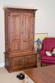 Safe Cabinet Woodloft Com Solid Oak Raised Panel Doors