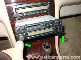 mercedes benz w210 auxiliary ipod input 1996 03 e320 e420