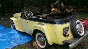 1949 willys jeepster 1949 wjo willis builds and project cars forum