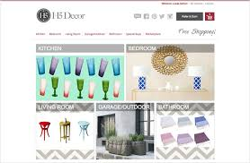 h5 decor is on a mission to decorate with members only e commerce