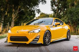 frs custom sunset light gently touching a custom toyota gt 86 autoevolution