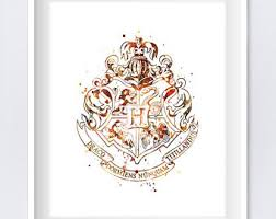 hogwarts printable etsy