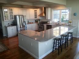 G Shaped Kitchen Layout Ideas G Shaped Breakfast Bar Kitchen Normabudden Com