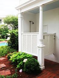 50 best outdoor showers images on pinterest outdoor showers