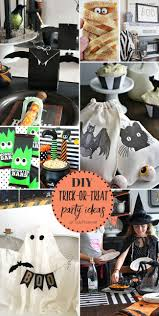 diy halloween party ideas tidymom