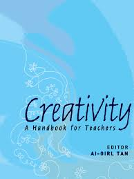 creativity ah and book for teachers creativity no child left