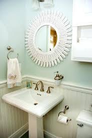 Beachy Bathroom Mirrors Beachy Bathroom Mirrors Image For Coastal Style Mirrors