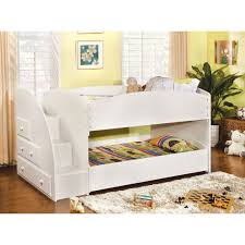 Girls Twin Bed With Storage by Bunk Beds Twin Bed Loft With Desk Twin Over Twin Bunk Bed With
