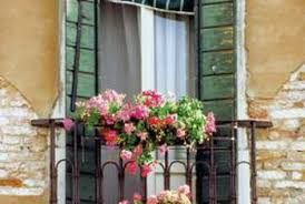 Banisters Flowers Flower Suggestions For Railing Boxes Home Guides Sf Gate