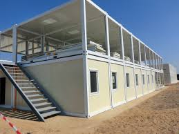 container house prefab house modular house flat pack house