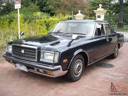 toyota century 1987 toyota century v8 unreserved in in melbourne vic