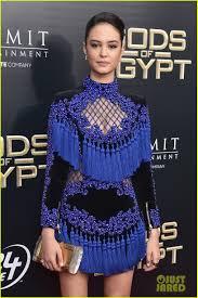gerard butler u0026 nikolaj coster waldau premiere u0027gods of egypt