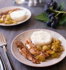 cuisiner aiguillette de canard aiguillettes de canard aux raisins et sésame les meilleures