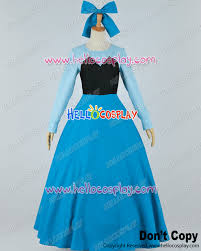 Princess Ariel Halloween Costume Compare Prices Princess Ariel Dress Costume Shopping